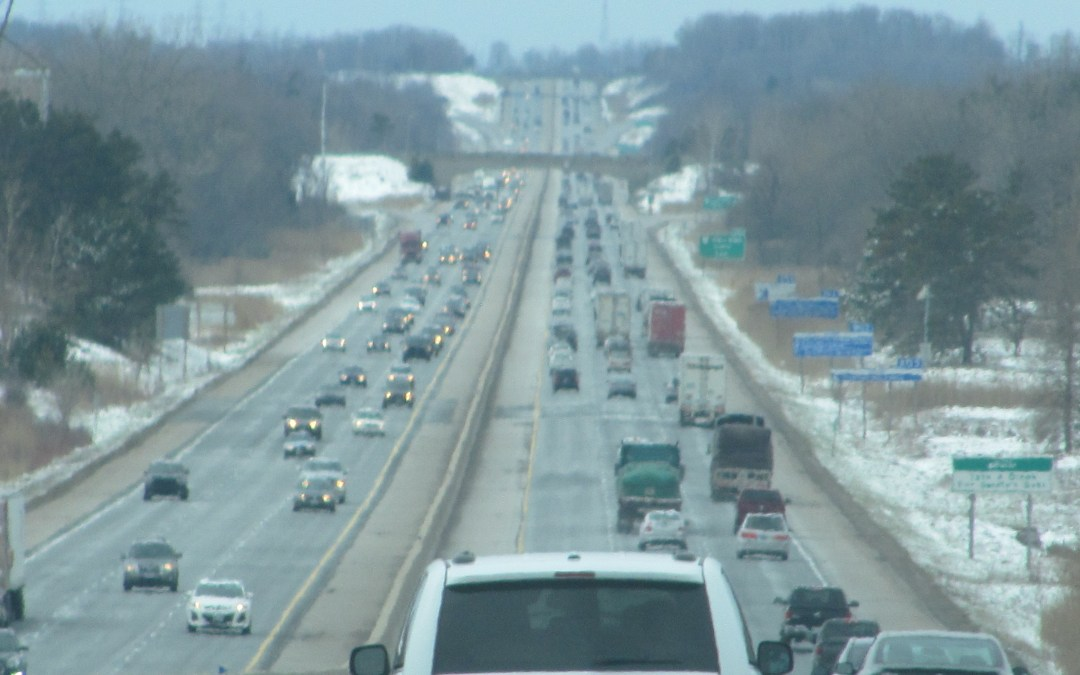 OPP Speed Enforcement on Hwy 401 – Actual Observations Indicate Greater Problem