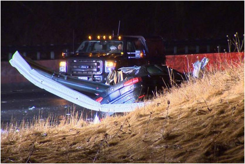 Fatality From Possible Harpooning of Vehicle by Guardrail on Hwy 400 – How Could This Happen?Fatality From Possible Harpooning of Vehicle by Guardrail on Hwy 400 – How Could This Happen?