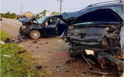 Head-on Collision Should Have Been Survivable
