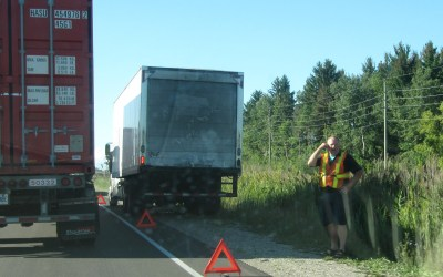 Mandatory Truck Driver Training – An Expensive Bandage For A Cancer?