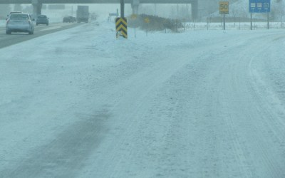 Winter Changes in Road Surface Conditions Remain Challenging To Most Drivers