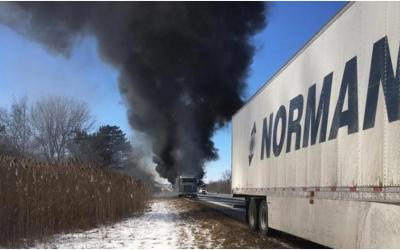 Three Incidents That Did Not Happen on Highway 401 East of Chatham
