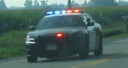 OPP Cruiser Impact in London Ontario Demonstrates Complexities of Enforcement