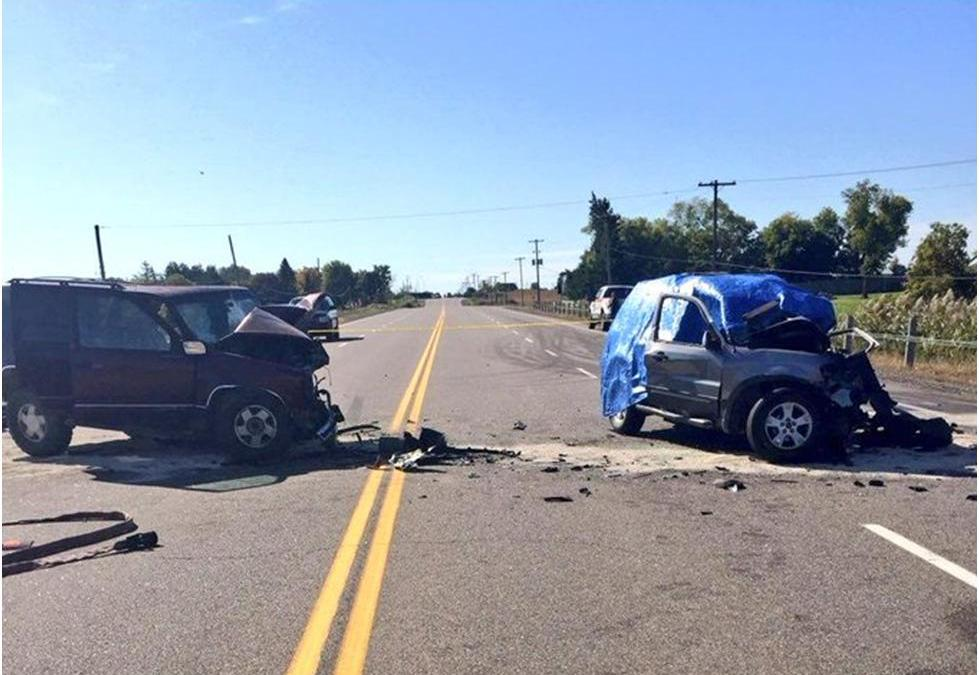 Recognizing Collision Facts From Patterns of Damage in Head-on Collisions