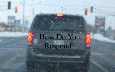 Do You React To A Traffic Signal Like You Do To An Impending Impact?