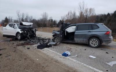 A Head-on Collision In Huron County – A Review