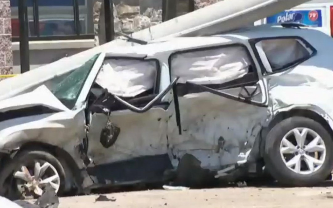 Observations From Mother & 3-Child Fatal Collision in Brampton