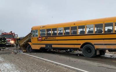School Bus Fatal Collision – What If Children Were Aboard?