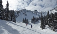 Crystal Mountain - Northway