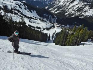 Stevens Pass steeps