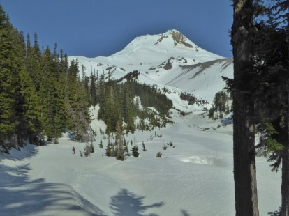 Mt Hood Meadows - Heather Canyon