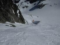 Blackcomb Glacier - Blowhole