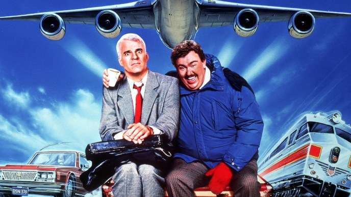 Image result for planes trains and automobiles