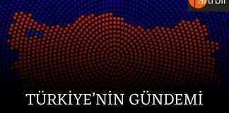 Türkiye'nin gündemi