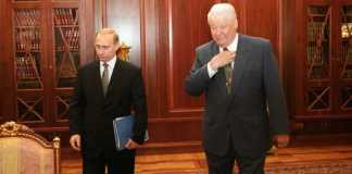 Jelzin ve Putin