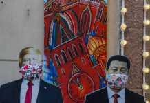 Trump ve Xi Jinping