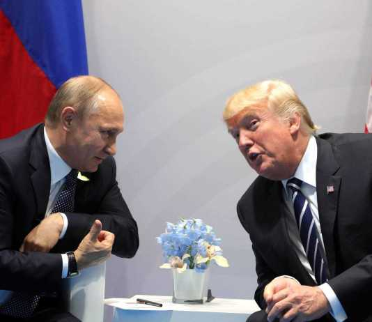 meeting putin and trump