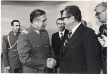 Pinochet Kissinger