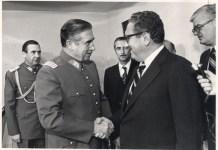 Pinochet Kissinger