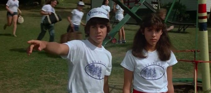 Sleepaway Camp Screen