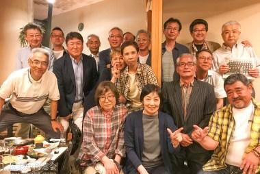 S48年度卒(11期)で同窓会を開催