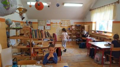 praca własna - MMS w Przyłękowie