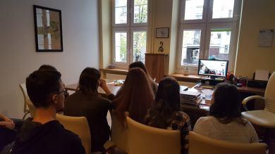 mystery Skype 17 LO w Gdyni