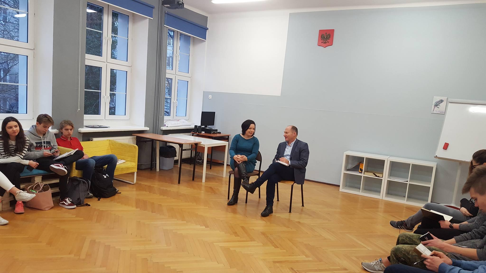 Samorząd Uczniowski ma głos – inspiracje