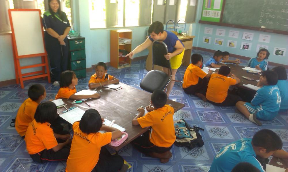 Edukacja po tajsku