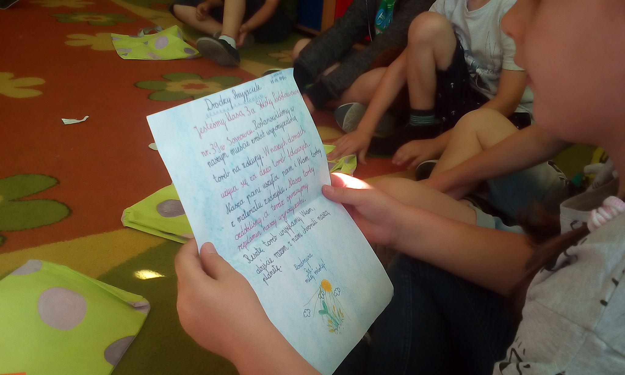Projekt ekologiczny dla młodszych uczniów – inspiracja