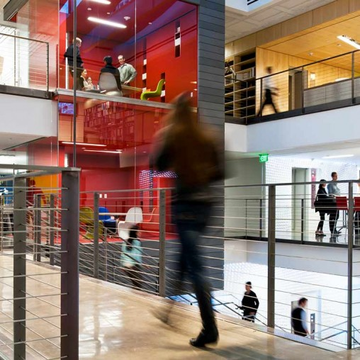 Przestrzeń na uczelniach – inspiracje