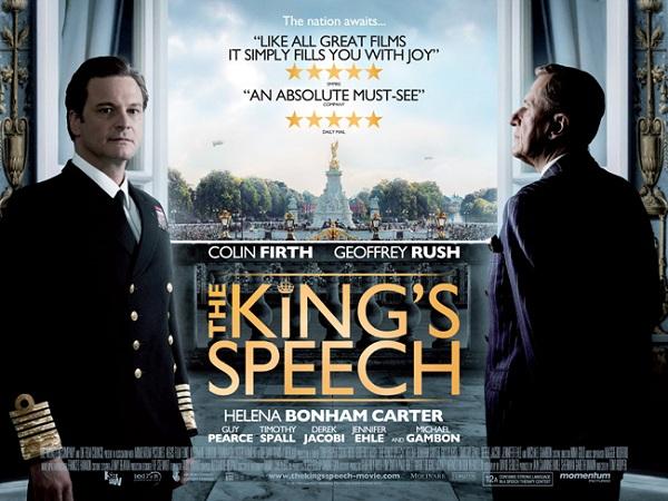«Le discours d'un roi» couronné aux Oscars