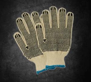 Reversible Polka dot Glove GCOTDD