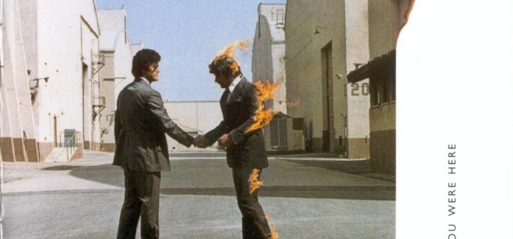 Canción del domingo: Wish you were here (Pink Floyd, 1975)