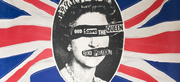 Canción del domingo: God save the Queen (Sex pistols)