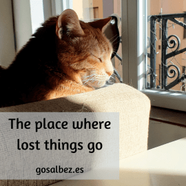 Canción del domingo: the place where lost things go (Jamie Cullum)
