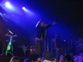 Jonne Aaron on stage