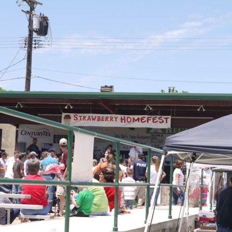 Bald Knob Strawberry Home Fest