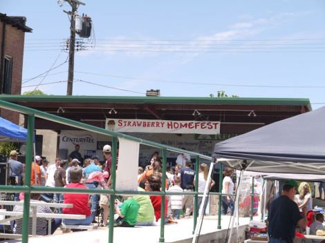 Bald Knob Strawberry Home Fest