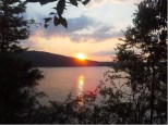 South Fork Nature Center Greers Ferry Lake Sunset - Joyce Hartmann