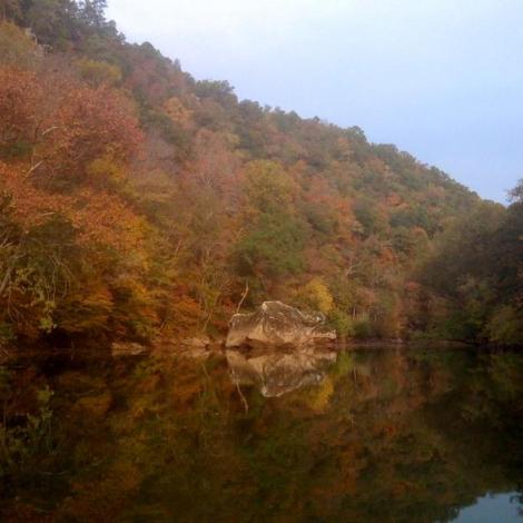 Middle Fork of the Little Red River, Shirley AR