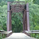 Shirley Train Bridge