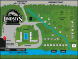Lindsey's Resort Heber Springs Map