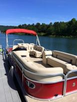 Boat Rental Greers Ferry Lake