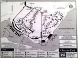 Choctaw Park Map Greers Ferry Lake