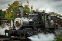Steam Train - Greenfield Village