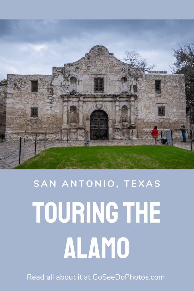 Alamo Pinterest Graphic