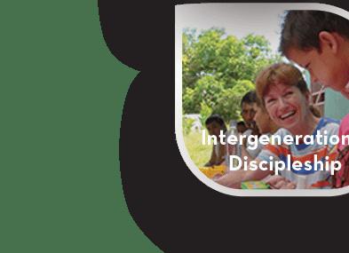 Crafting Intergenerational Discipleship
