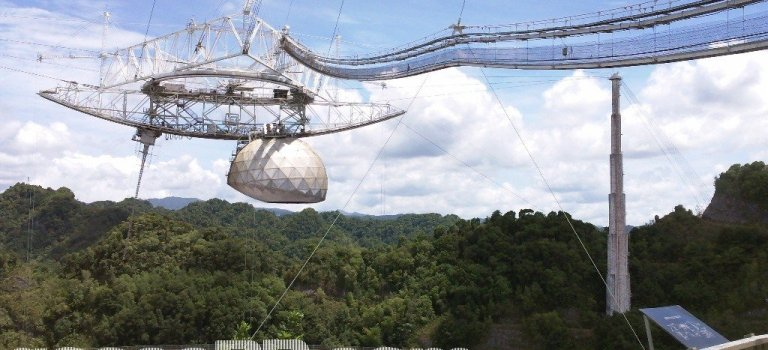 Arecibo Observatory National Astronomy and Ionosphere Center – Arecibo