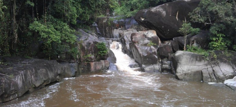 Hippie's Waterfall – El Yunque